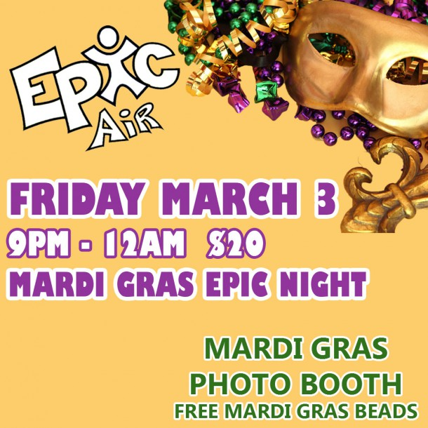 Themed Epic Nights!