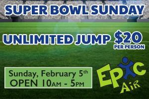 Super Bowl Sunday Special
