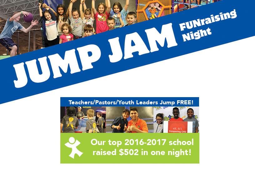 Jump Jam Crop Web