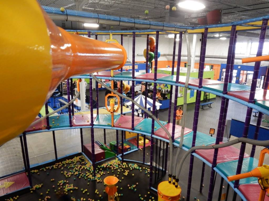 Birthday Party Venue Near St. Charles