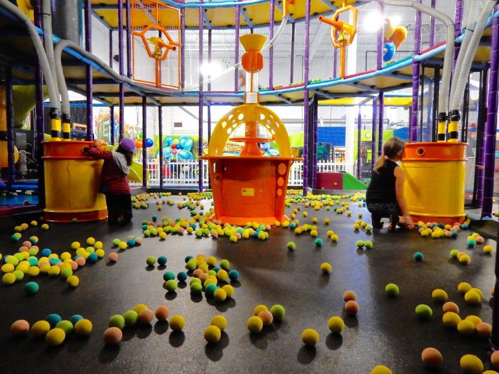Ball Blaster Arena