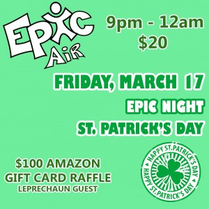 Theme Epic Nights March 17 Square