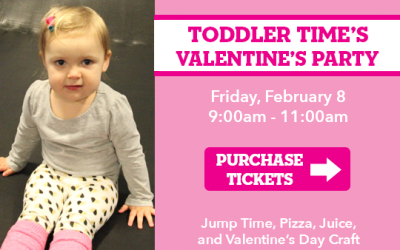 Toddler Time Events